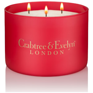 Crabtree & Evelyn Noël 3 Wick Candle