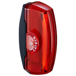 Cateye Rapid X3 USB Rear Light 150 Lumen