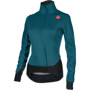 Castelli Women's Alpha Jacket - Blue