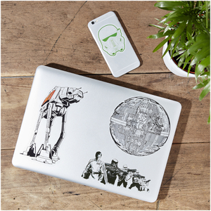 Star Wars Rogue One Gadget Decals from I Want One Of Those