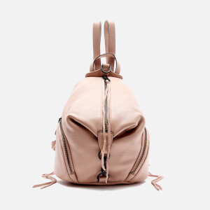 Rebecca Minkoff Women's Medium Julian Backpack - Nude