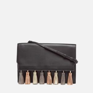 Rebecca Minkoff Women's Sofia Clutch Bag - Black Metallic Multi