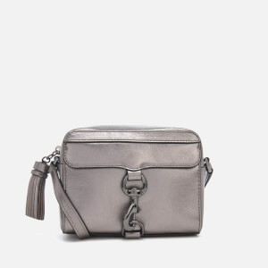 Rebecca Minkoff Women's M.A.B. Camera Bag - Gunmetal