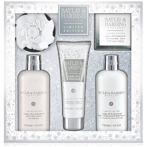 Baylis & Harding Jojoba, Silk & Almond Oil 5 Piece Gift Set