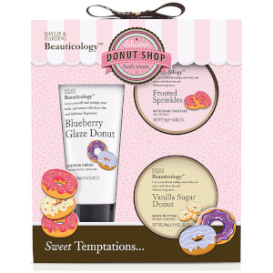 Baylis & Harding Beauticology Donut Assorted 3 Piece Gift Set
