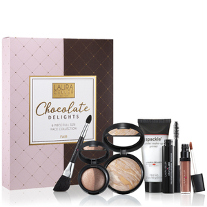 Laura Geller Chocolate Delights 6 Piece Kit - Fair