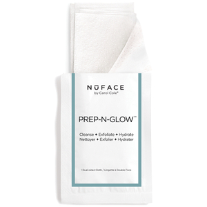 NuFACE Prep-N-Glow Cloths: Image 4