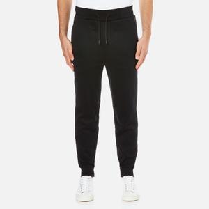 HUGO Men's Dabosos French Rib Pants - Black