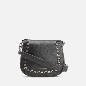 Marc Jacobs Women's Grommet Small Nomad Saddle Bag - Black