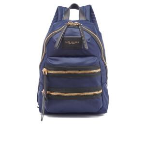 Marc Jacobs Women's Nylon Mini Biker Backpack - Midnight Blue
