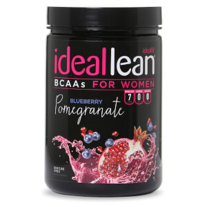 IdealLean BCAAs - Blueberry Pomegranate