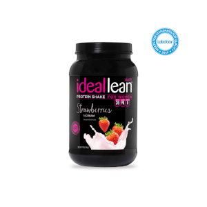 IdealLean Protein - Strawberries N Cream - 30 Servings