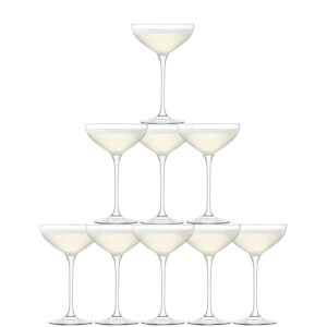 LSA Champagne Tower Set - Set of 10