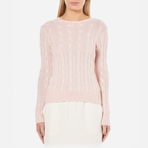 Polo Ralph Lauren Women's Julianna Jumper - Cloud Pink