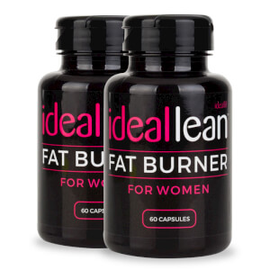 IdealLean Fat Burner 120 Capsules
