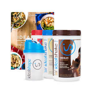 3 Meal Replacement Shake Tubs + FREE eBooks & Bottle