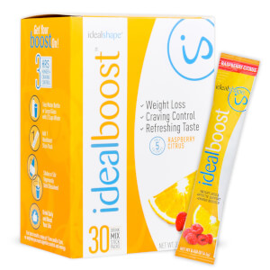 IdealBoost Raspberry Citrus