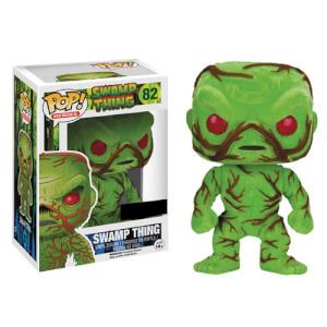 DC Comics Swamp Thing (Effet Velours & Parfumé) Figurine Funko Pop!