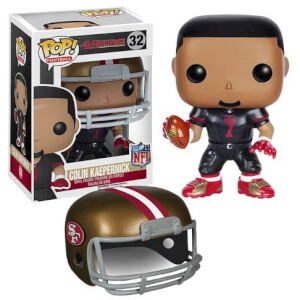 Figurine NFL Colin Kaepernick 2ème Vague Funko Pop!