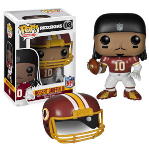 Figurine NFL Robert Griffin III 1ère Vague Funko Pop!