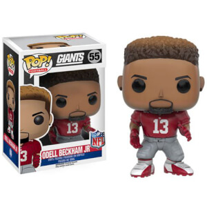 Figura Pop! Vinyl Giants Odell Beckham Jr. Ronda 3 - NFL