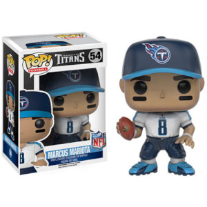 Figurine NFL Marcus Mariota 3ème Vague Funko Pop!