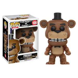 Five Nights at Freddy's Freddy Figura Pop! Vinyl