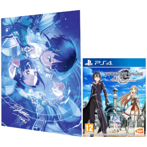 Sword Art Online: Hollow Realization - Avec Lithographie Signée Exclusive
