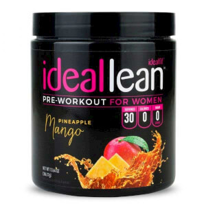 IdealLean Pre-Workout 30 Servings