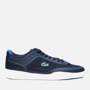 Lacoste Men's Tramline 116 1 SPM Trainers - Navy