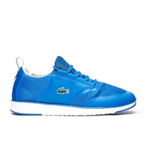 Lacoste Men's L.ight LT12 SPM Runner Trainers - Blue/Blue