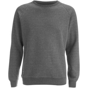 Threadbare Men's Clarklen Crew Neck Sweatshirt - Grey