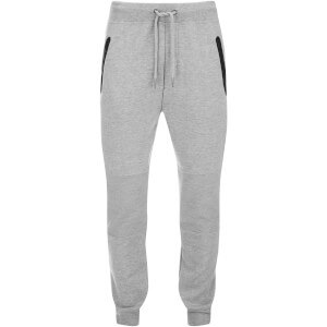 Threadbare Men's Mersey Sweatpants - Grey