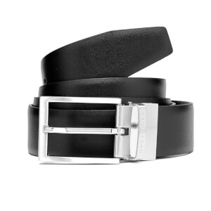 BOSS Hugo Boss Men's Olarion Reversible Belt - Black/Brown