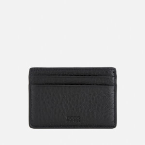 BOSS Hugo Boss Men's Traveller S Credit Card Holder - Black