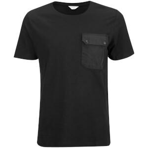 Jack & Jones Men's Core Mule Pocket T-shirt - Black