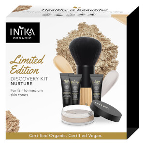 INIKA Limited Edition Discovery Kit - Nurture