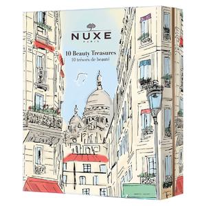 NUXE 10 Beauty Treasures Set (Worth £66)