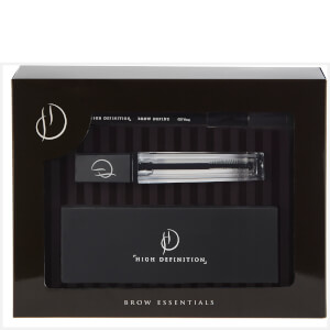 High Definition Brow Essentials Collection - Vamp