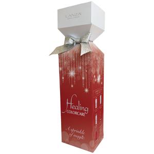 L'Anza Healing ColorCare Color Preserving Shampoo and Conditioner Cracker (Worth £49.90)