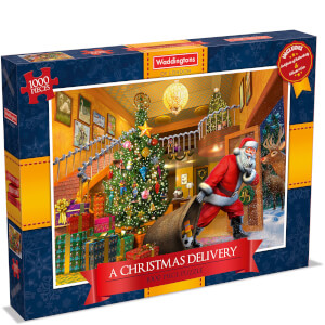 Christmas Puzzle (1000 Pieces)