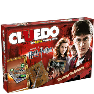 Cluedo - édition Harry Potter