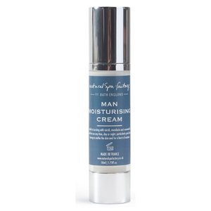 Natural Spa Factory Men's Moisturising Cream