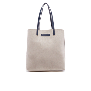 WANT Les Essentiels de la Vie Women's Logan Vertical Tote Bag - Multi/Pebble/True Blue