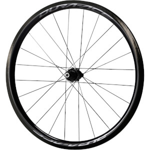 Shimano Dura Ace R9170 C40 Carbon Tubular Rear Wheel - 12 x 142mm Thru Axle - Centre Lock Disc