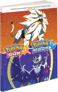 Pokemon Moon & Pokemon Sun Official Strategy Guide