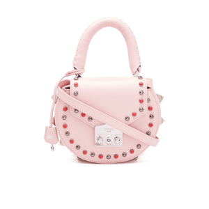 SALAR Women's Mimi Ring Bag - Rosa