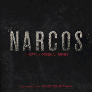 Narcos Season 1 (Original Soundtrack) Black/Red Vinyl (2LP)