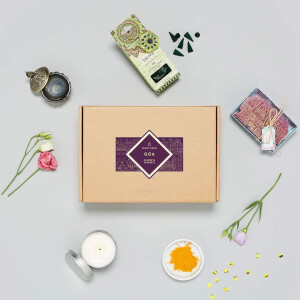 Premium Candle Gift Box - Goa