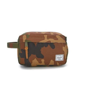 Herschel Supply Co. Chapter Travel Kit - Woodland Camo/Multi